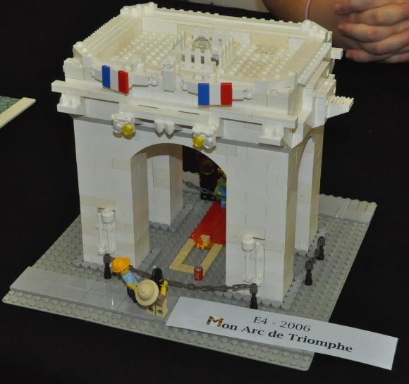 Lego Arc Jouet De King Triomphe f7b6Ygyv