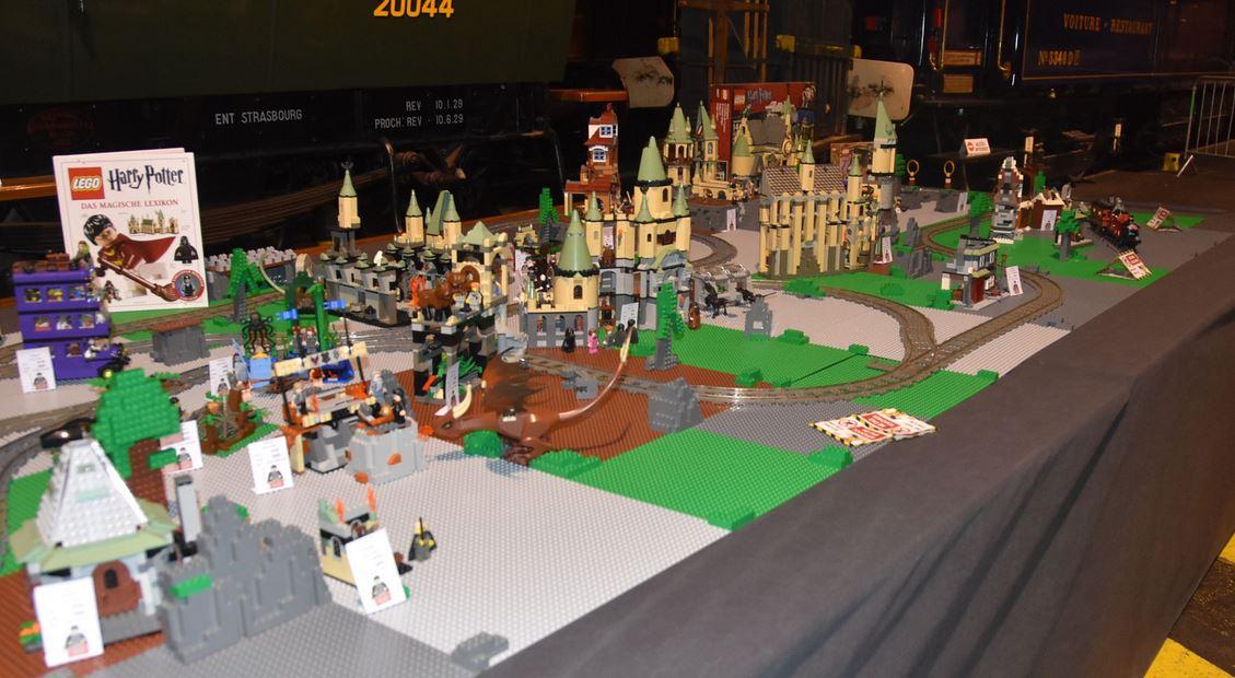 Vitrine Jouet Camion Danois Musee Lego j3qRA54L